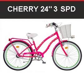 CHERRY 24 3 SPD kezdő